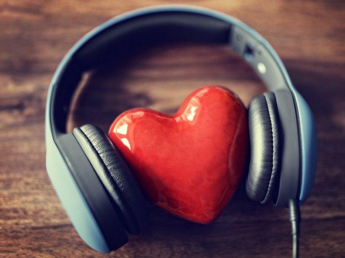 Lista de San Valentín en Spotify