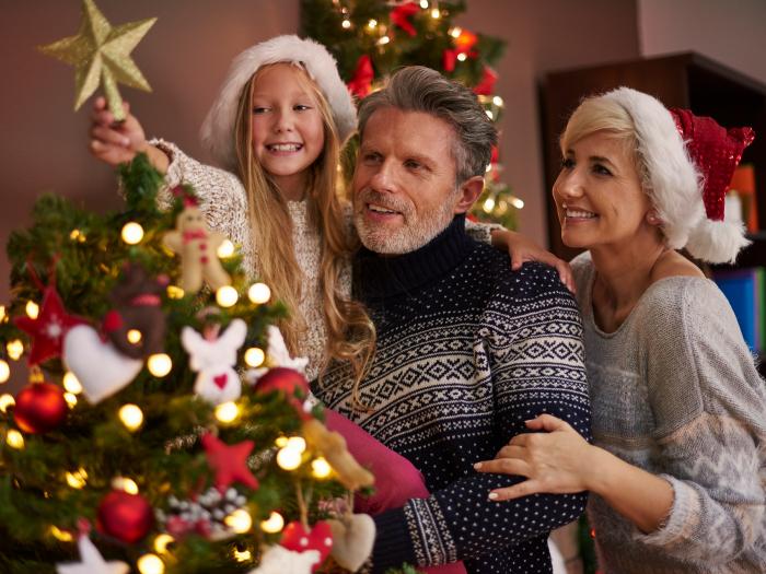 El rbol de navidad for Cuando se pone el arbol de navidad