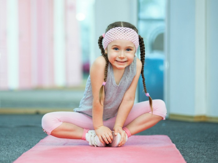 Yoga para niños: reducir ansiedad