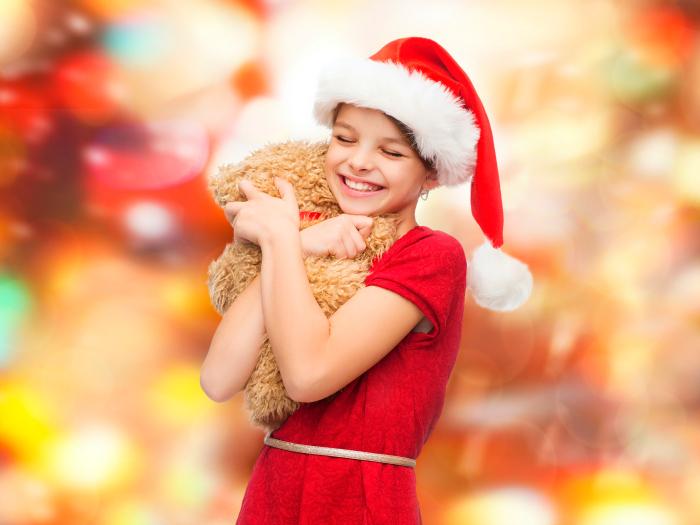 Fiestas navidad niños