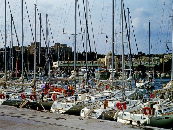 Puertos Deportivos