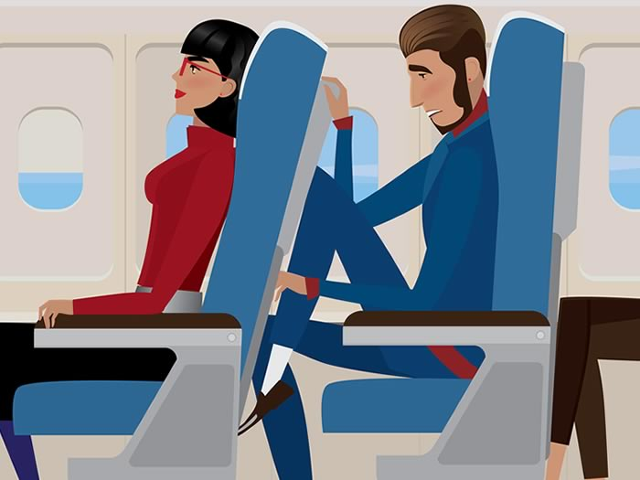 Consejos para prevenir el síndrome de la clase turista