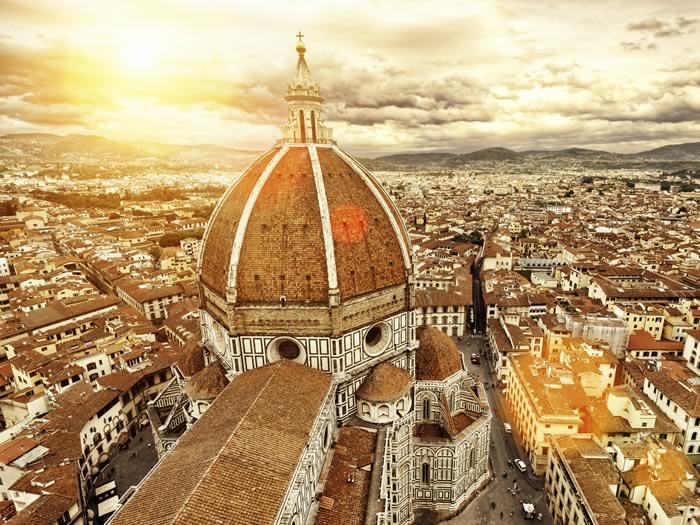 Basilica di Santa Maria del Fiore en Florencia