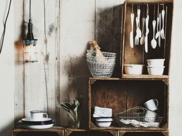 17 Ideas de cajones reciclados para decorar tu casa