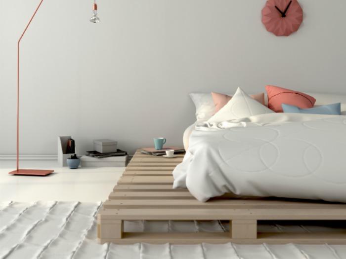 ingeniosas ideas para decorar tu casa con palets