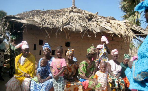 ¿Es esto la rebelión de las mujeres de África?
