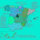 mapa universidades españolas