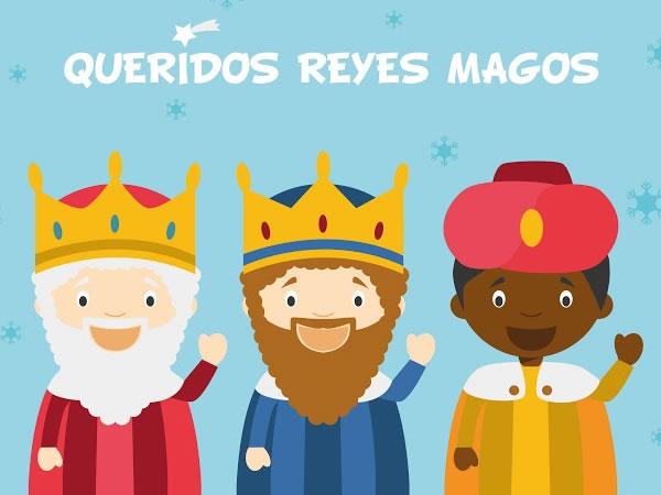 Carta a los reyes magos - Que pedir a los reyes magos ...