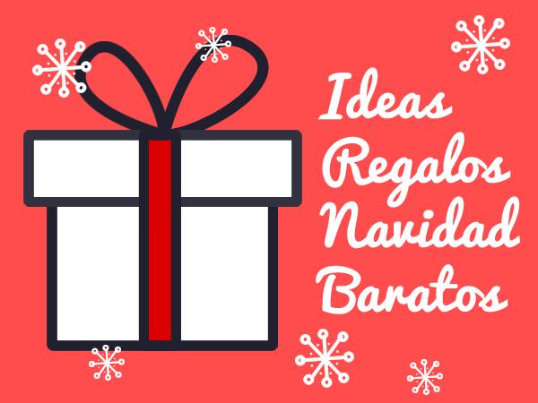 regalos navidad baratos
