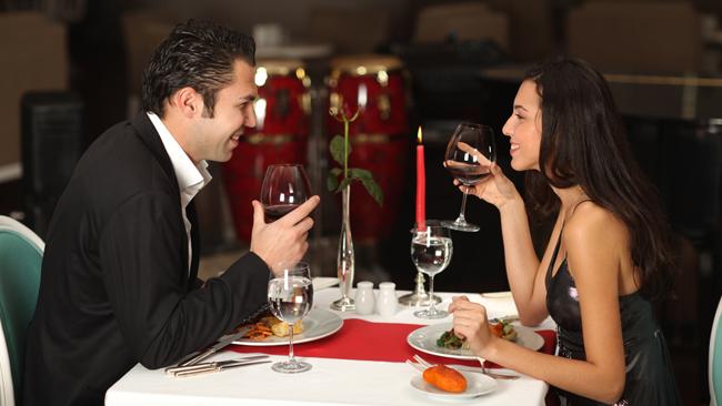 Tauro cena romántica