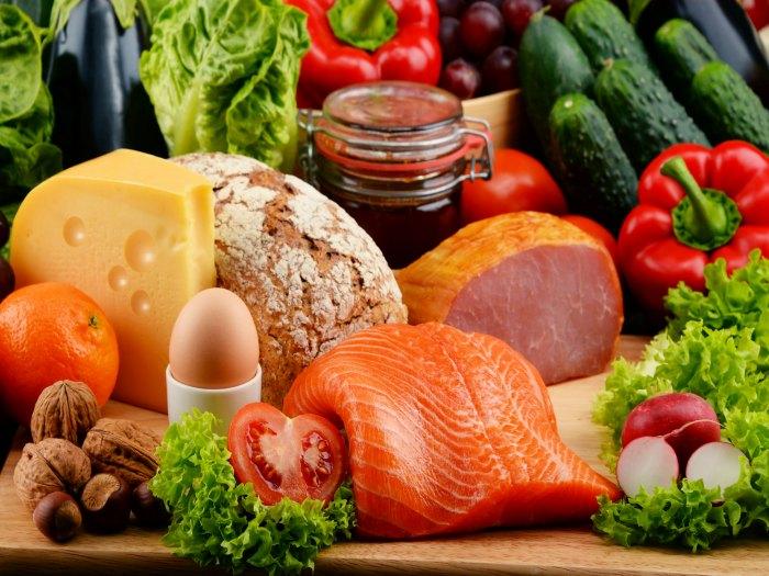 Dieta para prevenir un cáncer de colon