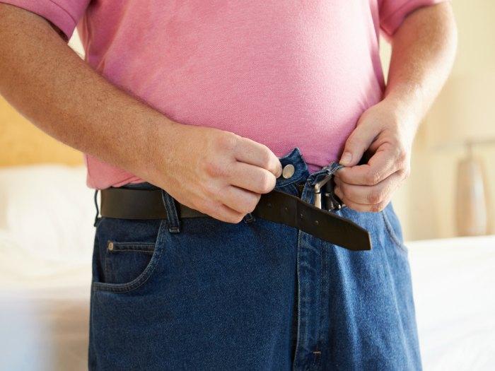 Cinturas más grandes podrían estar en mayor riesgo de desarrollar cáncer de próstata agresivo
