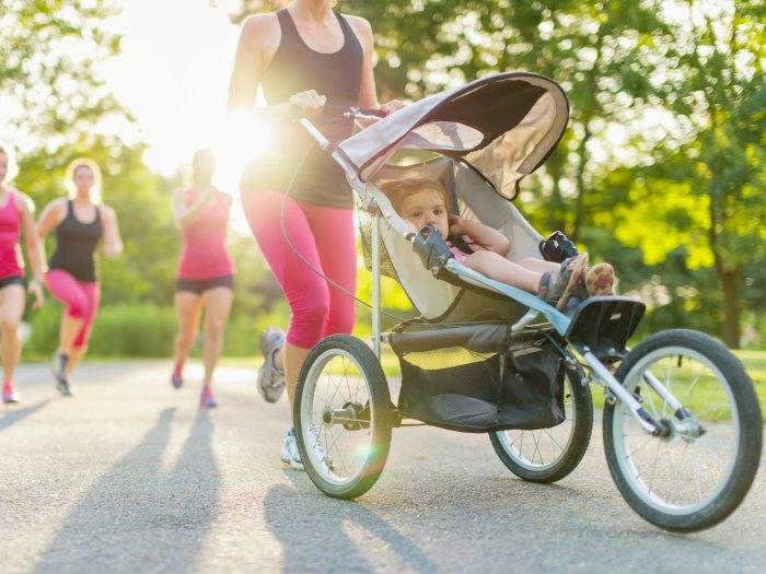 Perder peso después del parto: consejos