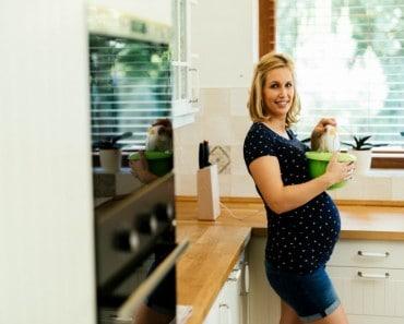Es seguro usar el microondas en el embarazo