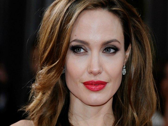 Angelina Jolie portadora de mutaciones en genes BCRA