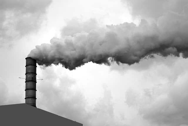 Contaminación atmosférica, accidente cerebrovascular y demencia