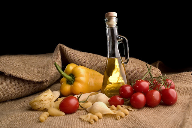 Dieta mediterránea y cerebro