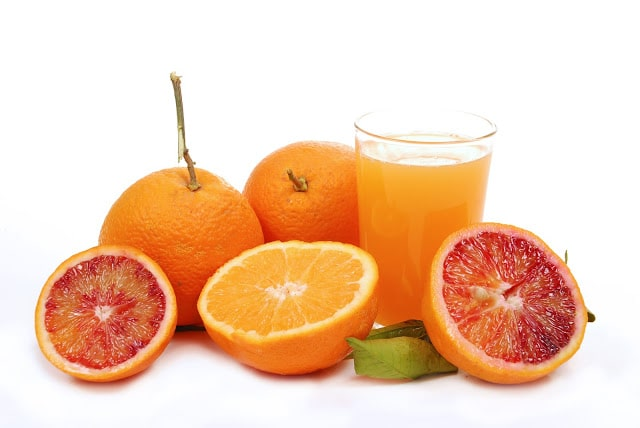 Ictus y naranjas