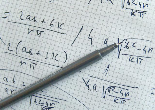 Miedo a las matemáticas