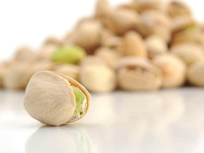 Beneficios de comer pistachos