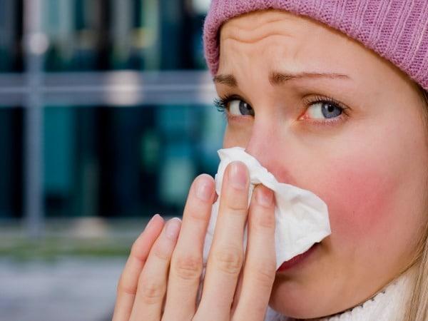 Zinc para los resfriados