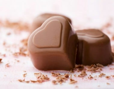 El chocolate negro mantiene sano el corazón
