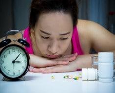 Peligros de automedicarse para el insomnio