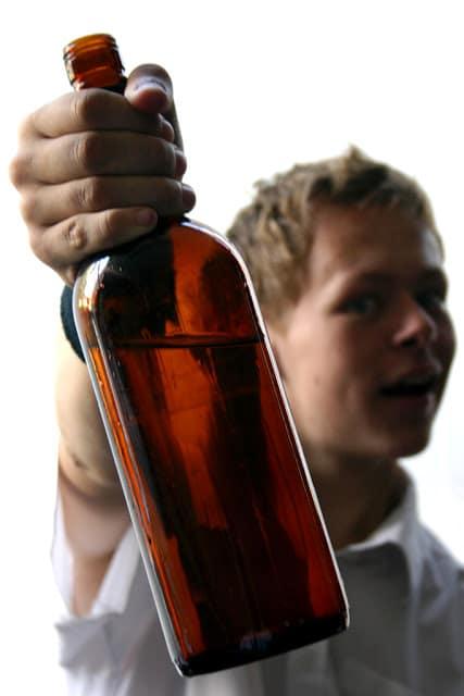 Consumo de alcohol, adolescentes y genes