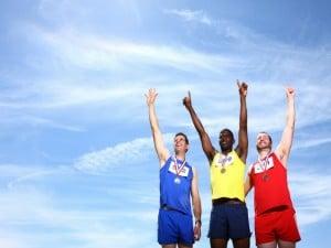 Los medallistas olímpicos viven más años