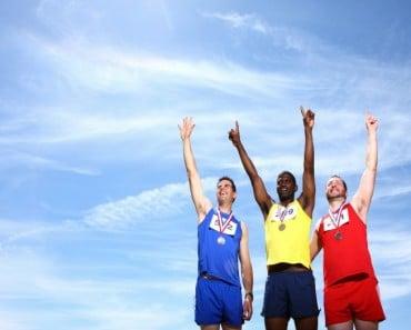 Los medallistas olímpicos viven más tiempo