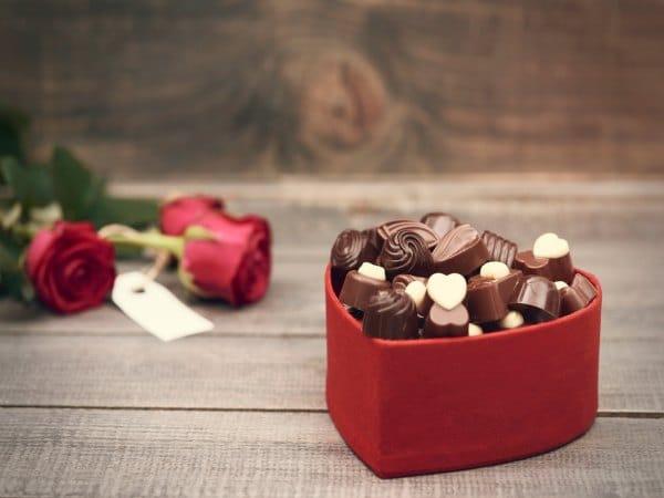 Un Día de San Valentín saludable