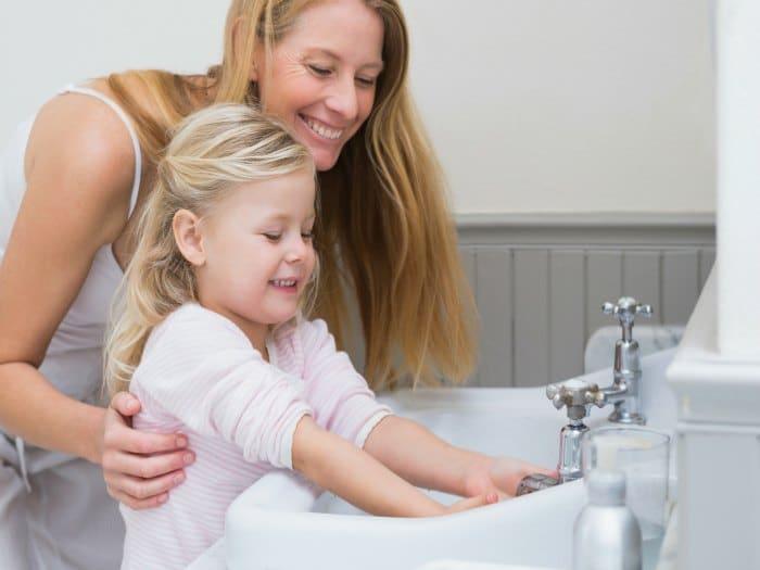 ¿Nos lavamos correctamente las manos?