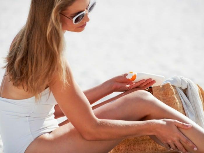 Errores más comunes en el uso del protector solar