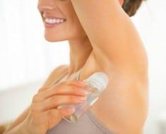 ¿Es tu desodorante tóxico?