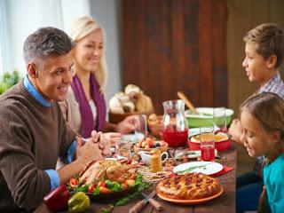 ¿Cómo evitar engordar en Acción de Gracias?