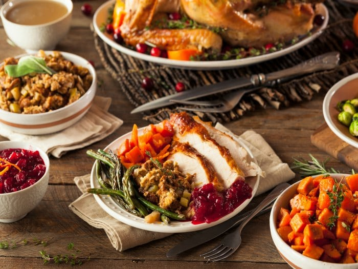 Lo que debes evitar en Acción de Gracias