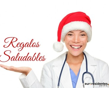 Regalos saludables para Navidad