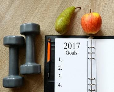 Propósitos saludables para el 2017