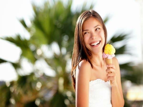 ¿Por qué a veces al comer helado nos duele la cabeza?