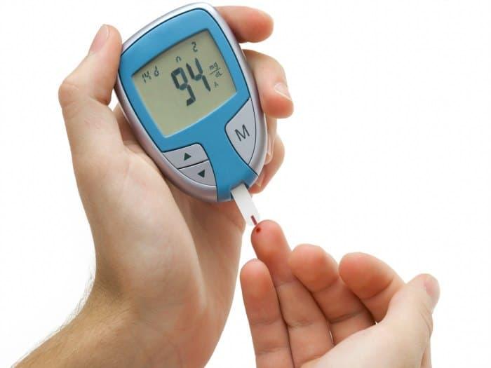 Control glucosa en sangre