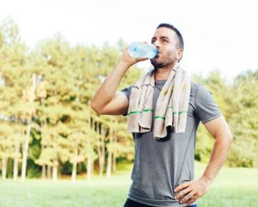 Hiponatremia o lo que puede suceder si bebemos demasiada agua