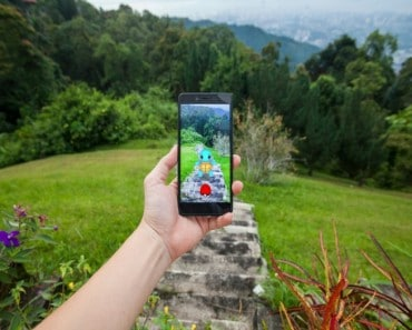 Pokemon Go: Beneficios para la salud