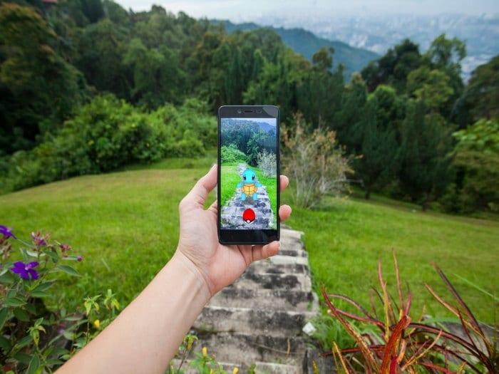 Pokemon Go: Beneficios para la salud