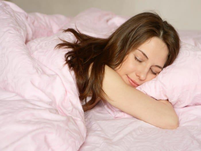 Es muy importante descansar suficiente
