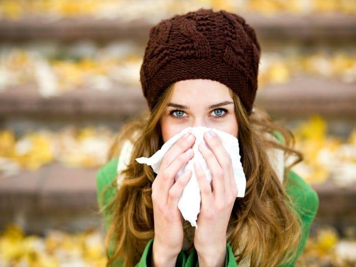 Consejos para evitar la gripe o el resfriado