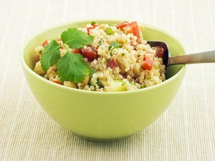 Cocinar quinoa es fácil