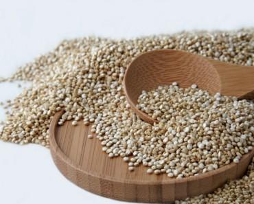 Beneficios de la quinoa para la salud