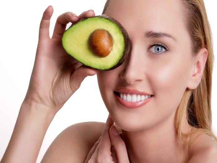 Favorece la salud de los ojos y de la piel