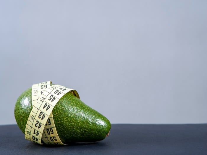 Aguacate para perder peso
