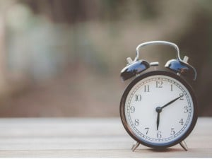 Cambio de hora: los relojes se adelantan